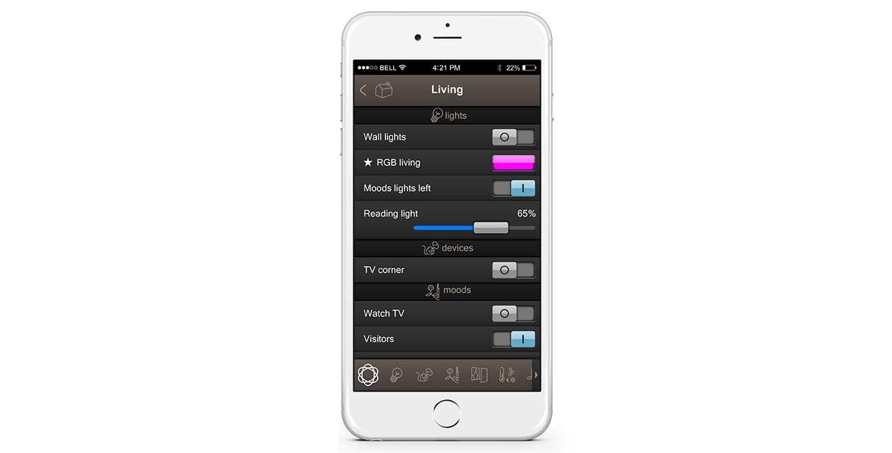 iSGUI app - TDS15101