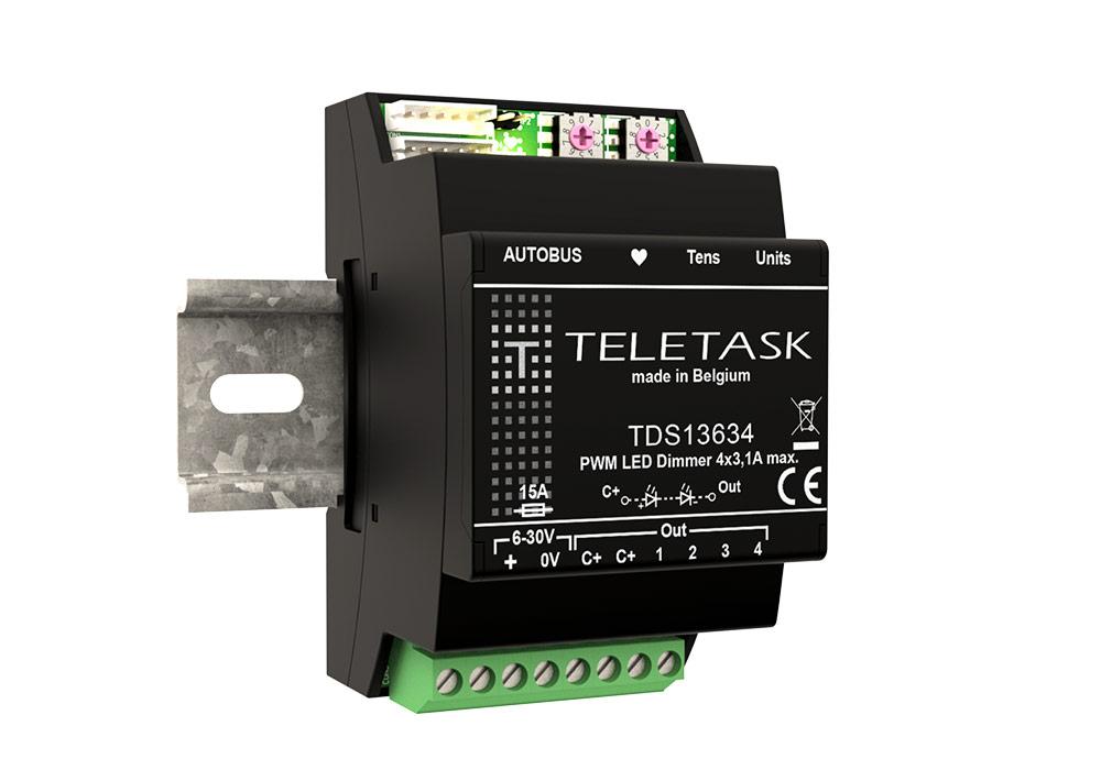 teletask smart home solutions teletask. Black Bedroom Furniture Sets. Home Design Ideas